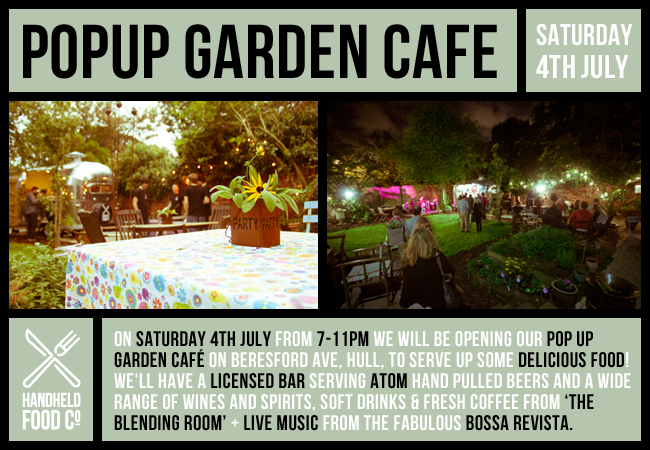HFC Garden Party 4th July