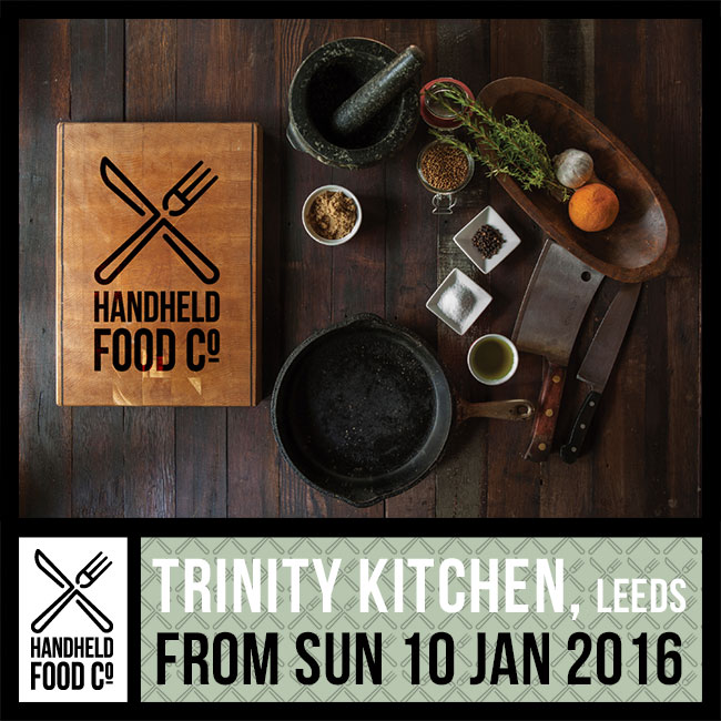 handheld food co at trinity kitchen, leeds